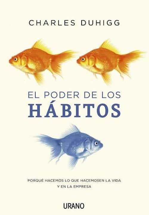 Libros de autoayuda: el poder de los hábitos de Charles Duhigg