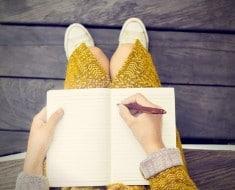 escribir un diario incrementa tu productividad