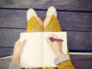 Escribir un diario incrementa la productividad