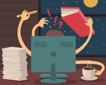 3 razones que explican por qué no eres tan productivo como esperas