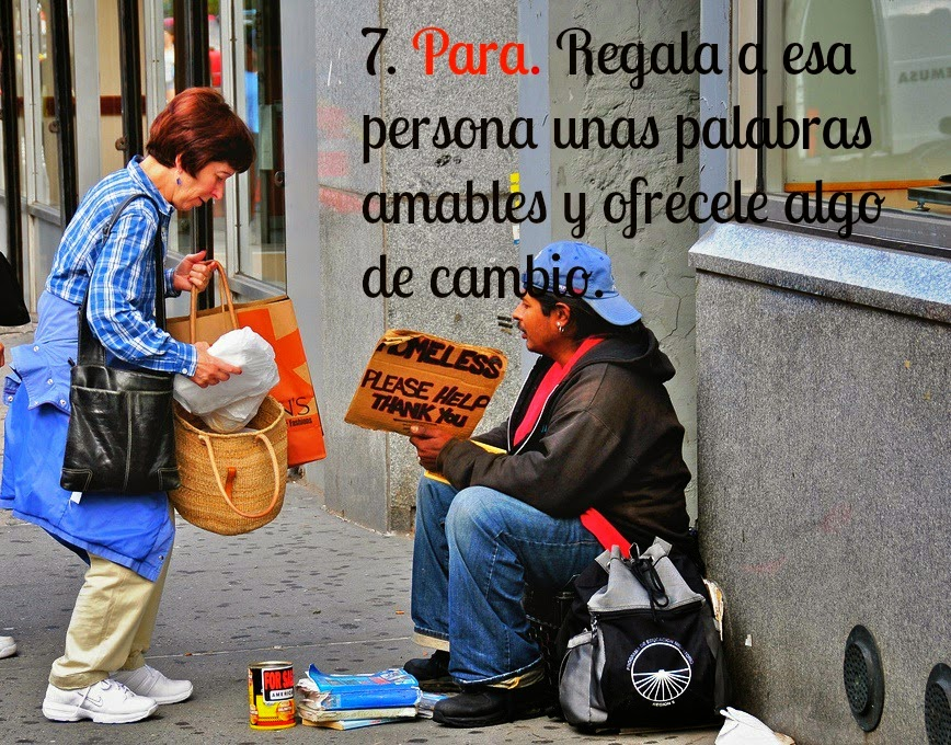 ayudar a los demás