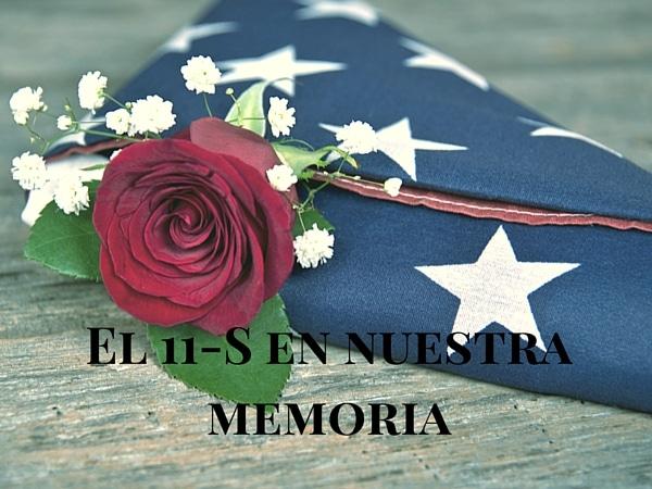 Recuerdo al 11-S