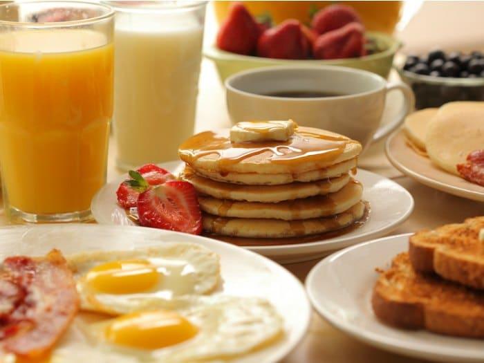 desayunos granja completo