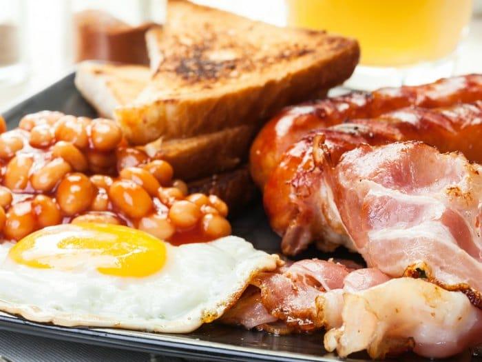 desayunos granja delicioso