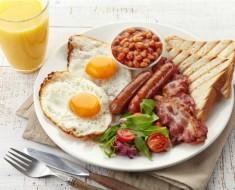 desayunos granja inglesa