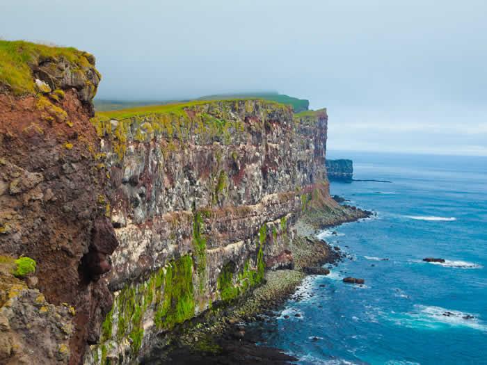 Acantilado Latrabjarg Islandia
