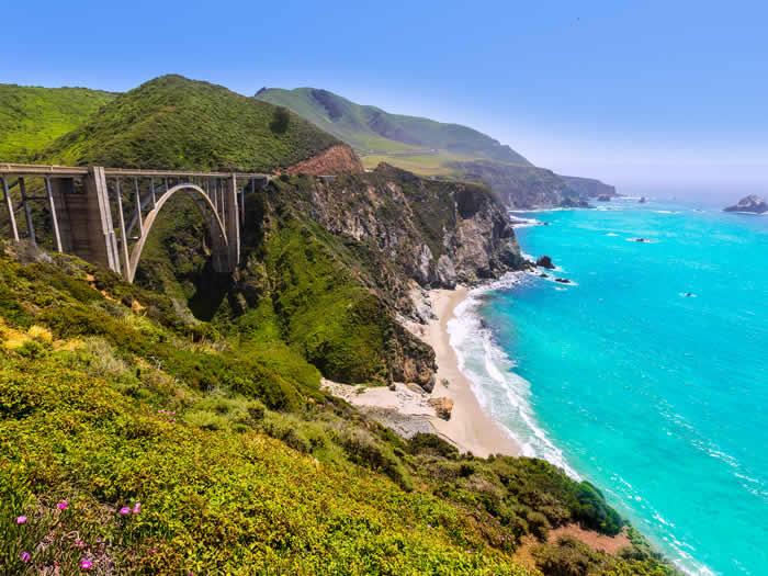 Acantiliado Big Sur California
