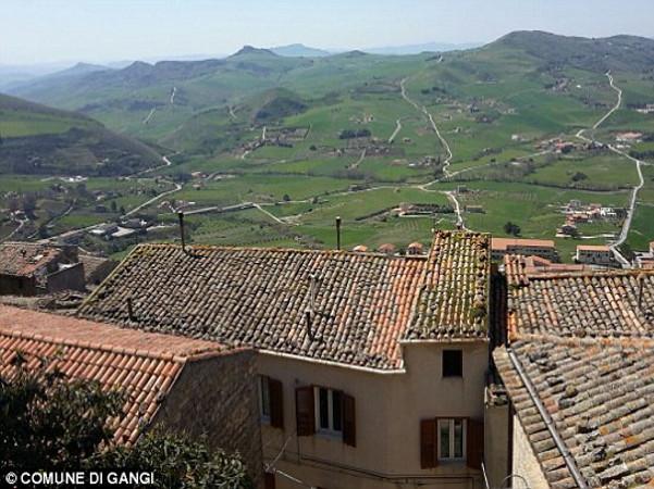 Gangi, Sicilia, Italia