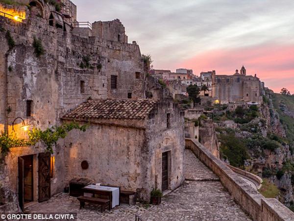 Pueblos abandonados, Italia
