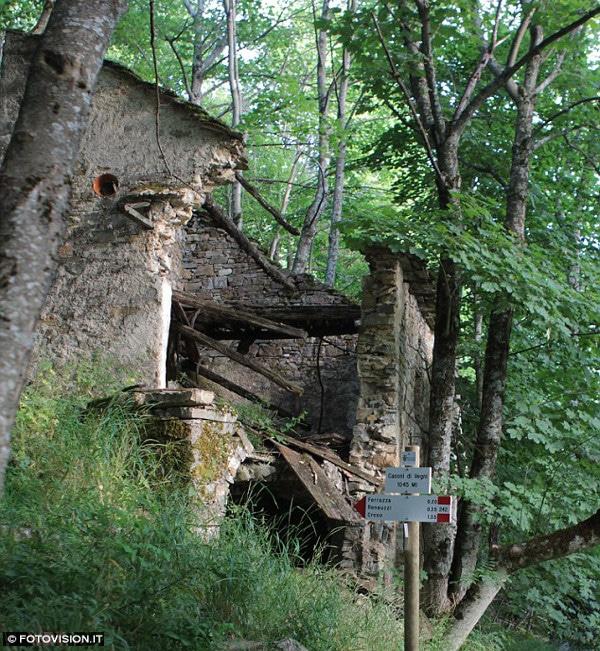 Carrega Ligure, Piedmont, Italia