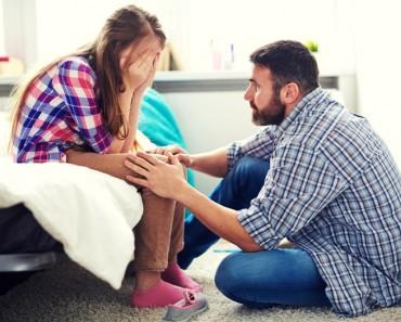 Discutir con hijos adolescentes puede ser positivo