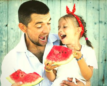 Lo que tus hijos ven en ti no lo ven en nadie más (vídeo)