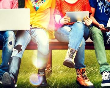 Un experimento muestra qué les pasa a los niños cuando están todo un día sin internet