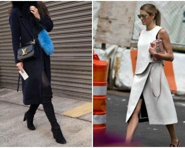 13 formas de vestirme para parecer más delgada