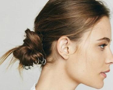 Hair Ring o como los anillos pueden ser el accesorio perfecto para tu pelo
