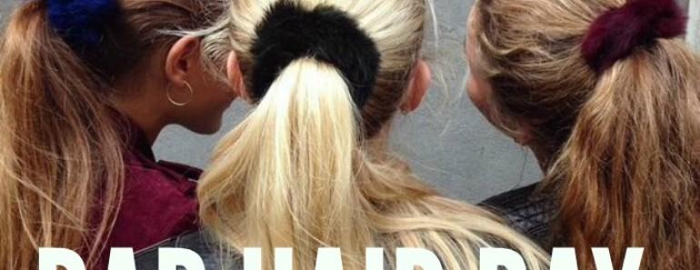 9 Soluciones express para un Bad Hair Day (o cuando te despiertas con el pelo hecho un asco)