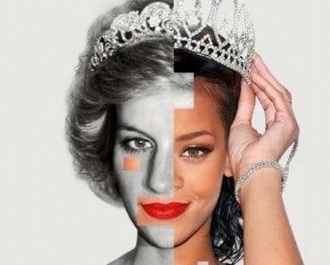 Las 11 veces que Rihanna le robó el look a Diana de Gales