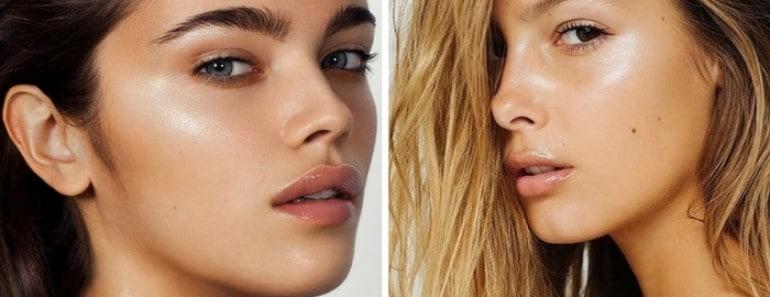 El efecto dewy skin, la última tendencia en maquillaje