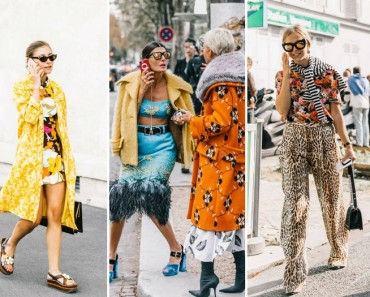 Últimas tendencias de moda del 2018 (Parte II)