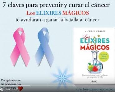 7 claves para prevenir y curar el cáncer