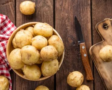 La patata, mucho mejor que su fama