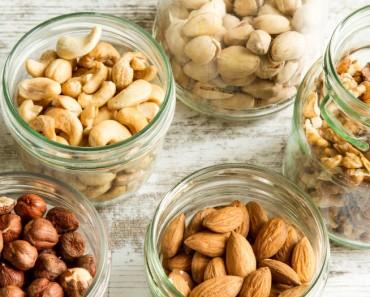Los frutos secos, un placer para tu salud