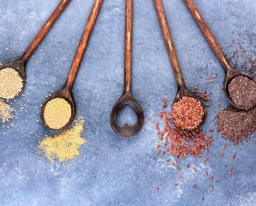 La chía y el lino, fuentes de salud