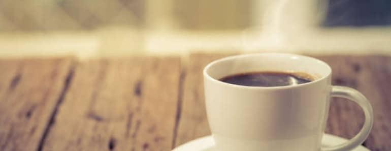 El café adelgaza y te mantiene sano
