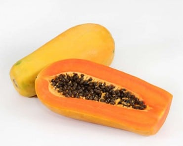 La papaya, una fruta llena de salud