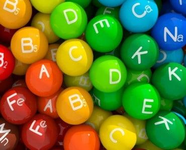 Vitaminas y Antioxidantes para Primavera