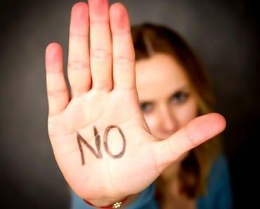5 Formas de decir NO