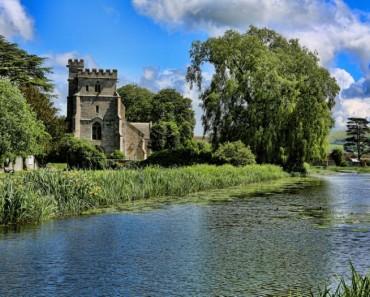 Una casa rural en Gloucestershire