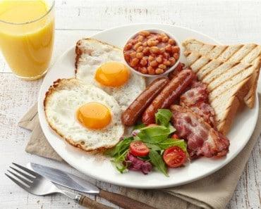 Los desayunos de la granja