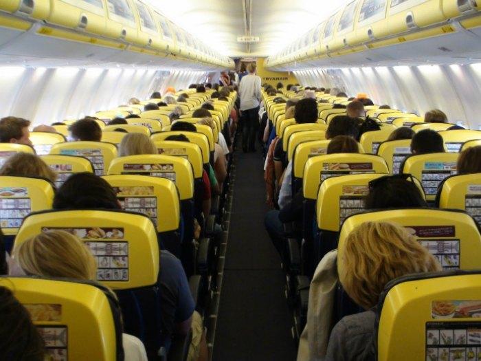 Vols presque gratis de Ryanair