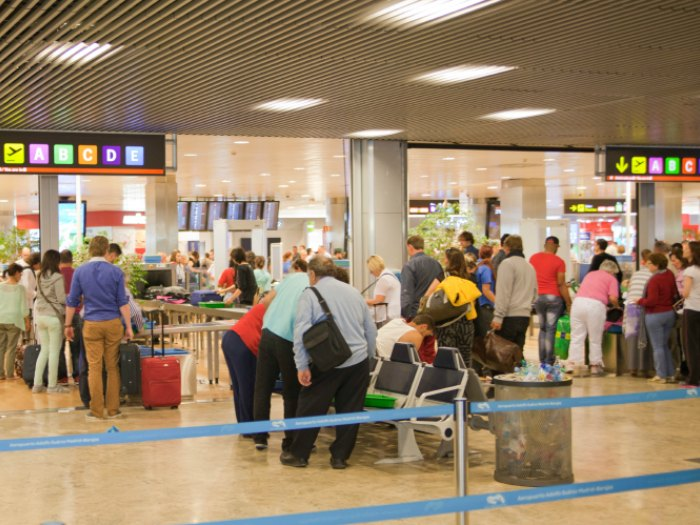 L'aéroport Madrid Barajas et les vols low cost