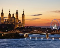 Vols d'Air Nostrum à Zaragoza