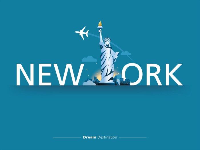 Vols à New York à 10€ de Ryanair