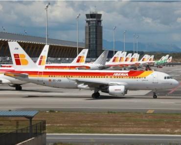 Vols d'Iberia pour l'été 2007