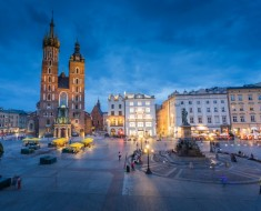 Krakow in Poland