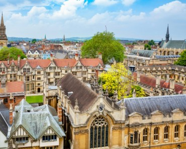 Oxford City, England, UK