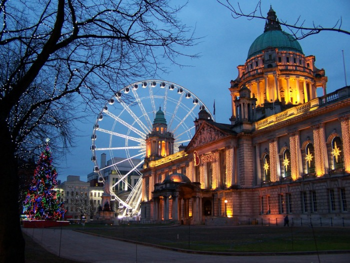 belfast-city-hall