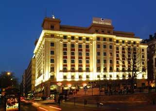 hotel gran melia fenix in Madrid