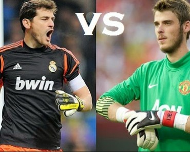 Iker Casillas or David De Gea....who should play?