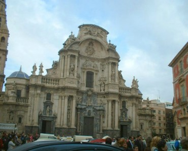 Murcia: we had the city to ourselves