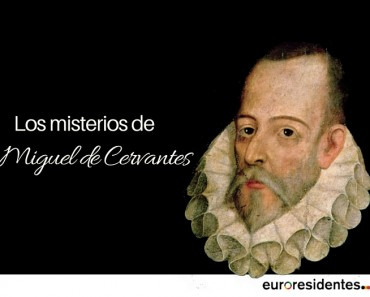La misteriosa vida de Miguel de Cervantes