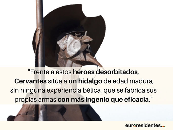 Novelas de caballerías: El Quijote