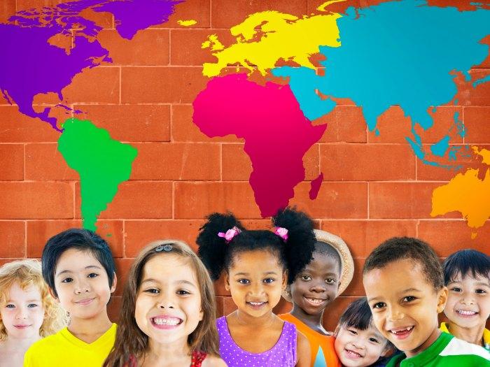 Mundo Intercultural Países Y Nacionalidades En Español: Pronunciación De Las Nacionalidades En Inglés
