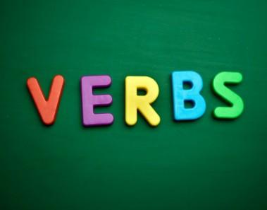Pronunciación de verbos irregulares en inglés