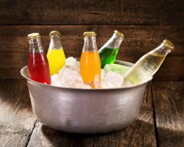 Pronunciación de las bebidas en inglés