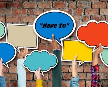 Pronunciación inglés - Have to